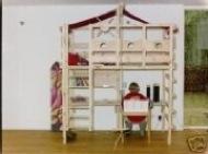 Etagenbett Abenteuerbett : Hochbett kinderbett etagenbett babybett abenteuerbett hochbetten